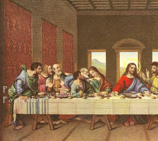 Last supper essay