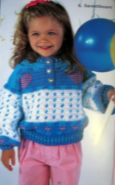 Bright Occasions to Knit and Crochet  Red Heart Pattern Book 1434