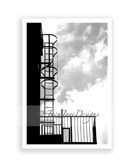 Letter l alphabet photography individual 4x6 black and white photo for name
