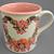 Chelsea Wreath Mug - Vintage 1989