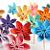 You Choose 24 Millalove Paper Flower Cupcake Toppe