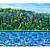Abstract Fine Art Print - Summer, Lake of Bays