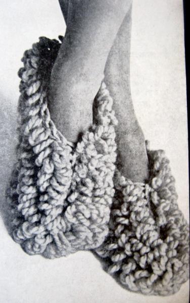 Let's Crochet Vintage Pattern Book