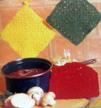 Boutique Bonanza Crochet Knit Tat Plastic Canvas Large Print Pattern Book