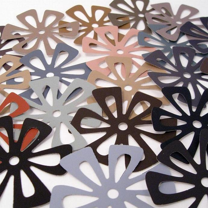 Arts and Crafts Flower Die Cut set