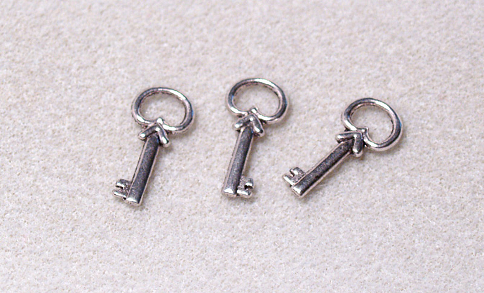 Keys to the Kingdom-charms or pendant