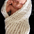 White Newborn Knit Sling...Photography Prop