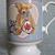 Pleasant Dreams Teddy Bear Mug - Vintage 1988