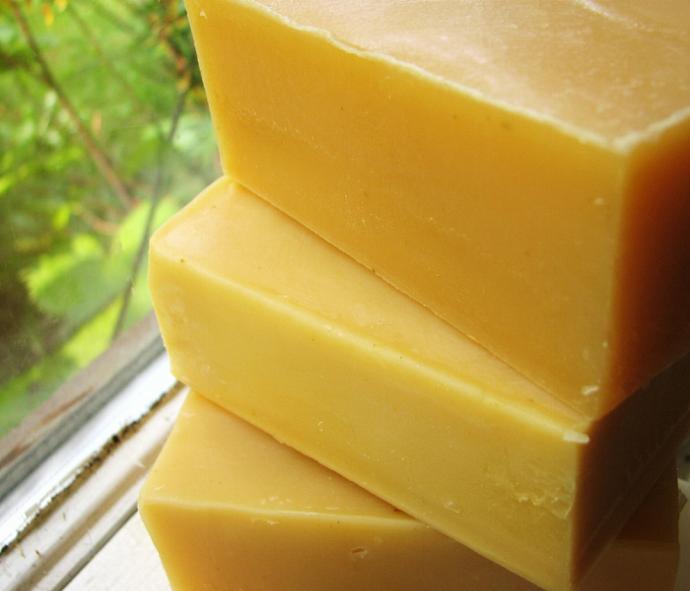 Lemon Verbena soap - sweet, clean and fresh