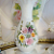 Vintage Handpainted Lefton Vase FREE SHIPPING