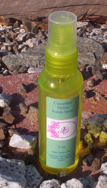 Cucumber Melon  Room Spray 2 oz