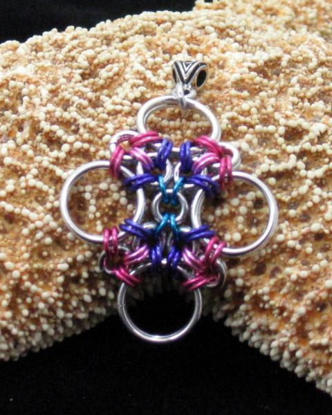 Genna Chainmaille Pendant