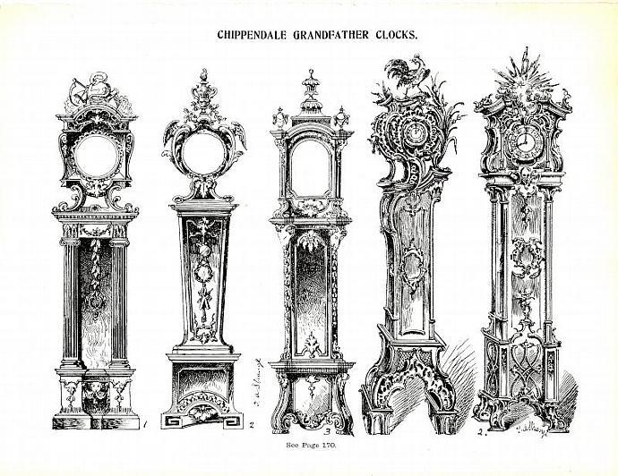 Thomas Strange English Furniture 1950 Mid-Century Antique Architecture