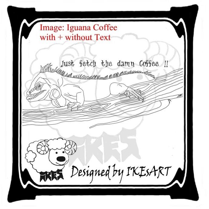 IGUANA COFFEE