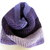 Purple Fade Cowl Neck Warmer FREE US Shipping