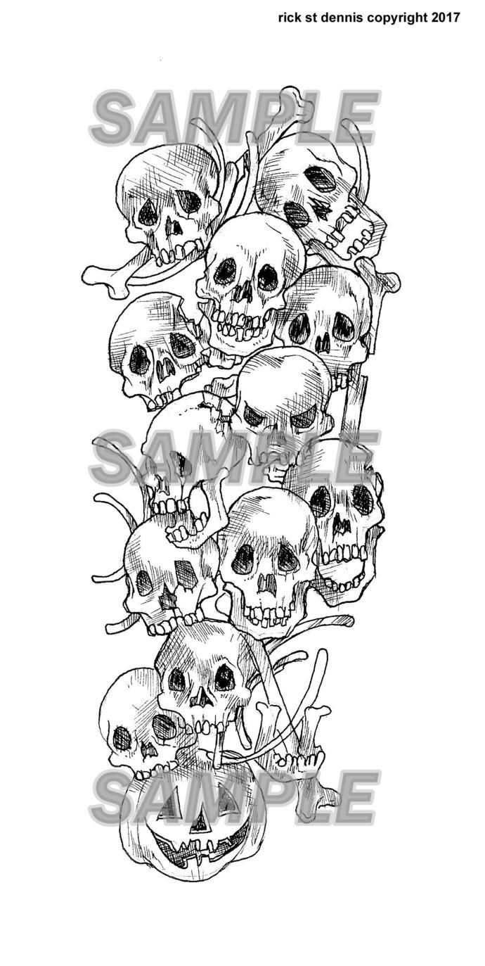 tag skulls