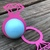 Set of 5 eos Diamond Ring Lip Balm Holders / Bridal Shower Favor - Bachelorette