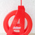 "Marvel AVENGERS Age Of Ultron ""A"" Logo Plastic Water Bottle - Only In Cinemas"