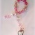 Breast Cancer Awareness Ribbon Sun Catcher, Pink Swarovski Crystals, Rally for a