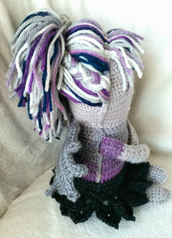 Violet Plumtree a Ragdoll Faerie