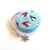 Tape Measure with Penguins Fabric Retractable Measuring Tape