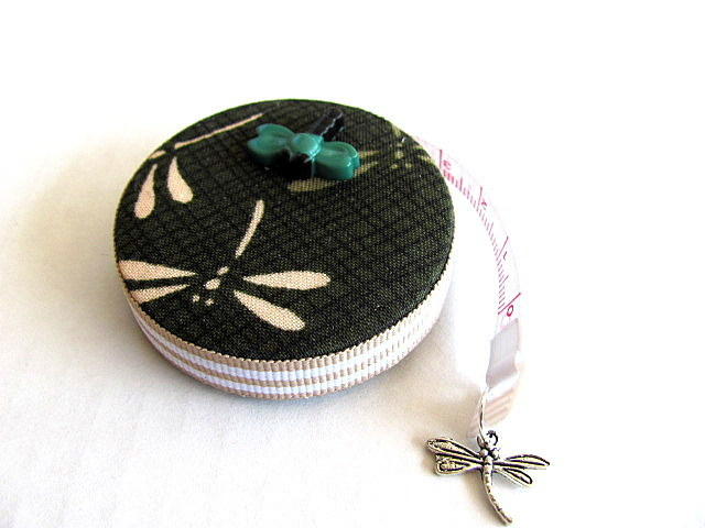 Tape Measure Flying Dragonflies Retractable Measuring Tape