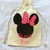 Disney themed thank you bag, Mickey mouse themed party favor bag, custom
