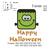 Halloween Frankenstein Embroidery Design, Halloween Frankenstein embroidery