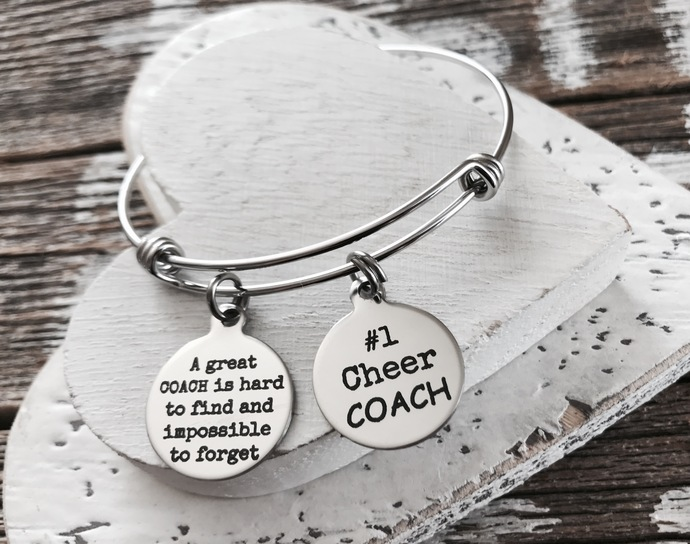A great coach is, hard to find and, impossible to forget, #1 Cheer coach, Cheer