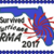 I Survived hurricane Irma. 5x7 and 6x10 also for MB4 hoops digital embroidery