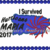 I Survived hurricane Maria. 5x7 and 6x10 also for MB4 hoops digital embroidery