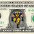 WOLVERINE - Real Dollar Bill Marvel Cash Money Collectible Memorabilia Celebrity