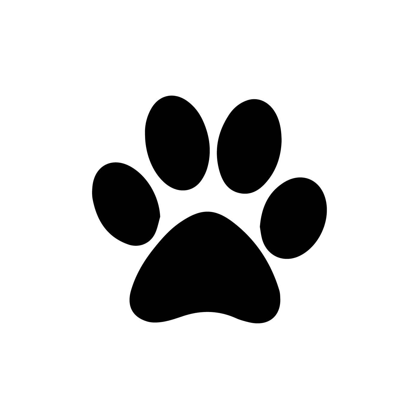 Download Paw Monogram Svg, Paw Print Svg, Dog Svg, Paw by JoyfulSVG ...