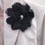 HANDMADE /FLOWER/FABRIC/Chanel look/silk/lace/designer