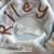 Dog Blanket -  Embossed Bone or Paw Print