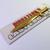 Multiple Variations of Hong Kong Comic BIOHAZARD 3 Promo Daggers Metal Toy Knife