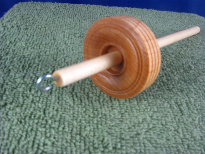 Drop Spindle - Maple