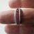 Ruby Ring, Proposal Ring, wedding band, genuine Gemstones, size 6, Valentine
