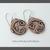 Lizards~ Hand Fabricated Copper Southwest Lizard Artisan Earrings