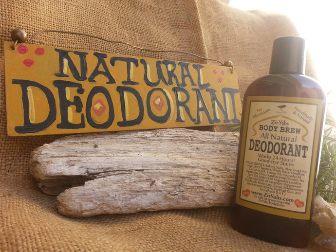 Best Natural Deodorant for Odor | Safe Underarm Deodorant | Strong Long Lasting