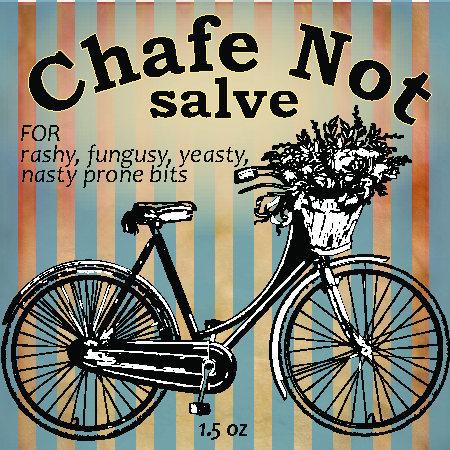 Chafe Not Salve | 1.5 oz  | Anti Chafe | Antibacterial Salve  | Skin Rash