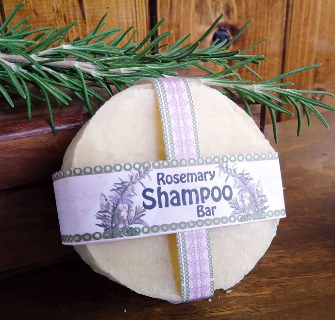 Shampoo Bar | 3.75 oz | Rosemary