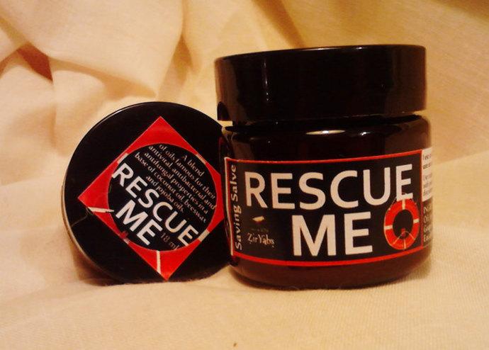 Rescue Me Ointment | 1 oz and .5 oz | Healing Salve | Oregano | Tea Tree | Neem