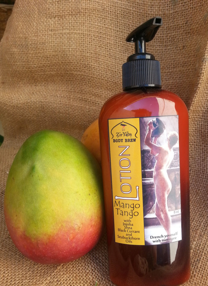 Mango Tango Lotion | 8 oz Bottle
