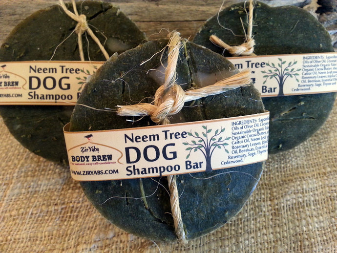 Dog Shampoo Bar | 3.75 oz