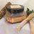 Palo Santo Spiritual Cleansing Sea Salt Scrub | 10 oz | Santeria Rue | Cleanse