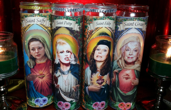 Ruth Bader Ginsburtg - Justice -  Celebrity Saint Prayer Candle