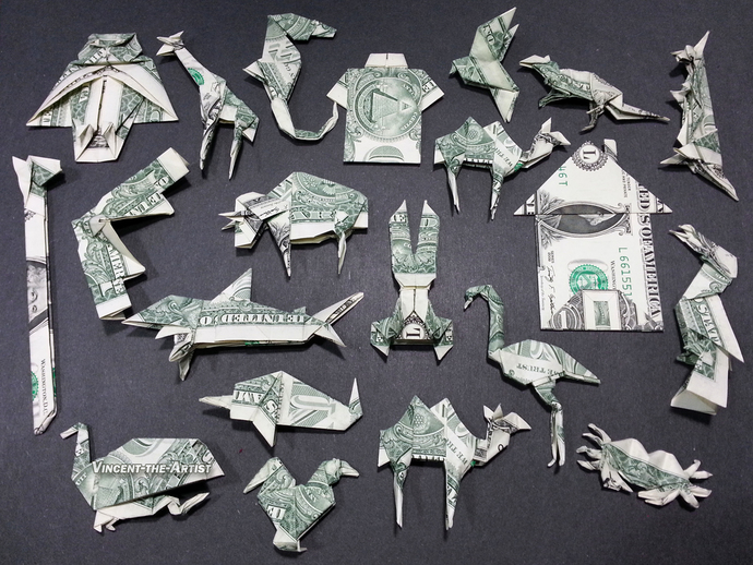 Origami Images For Sale - Custom Photography