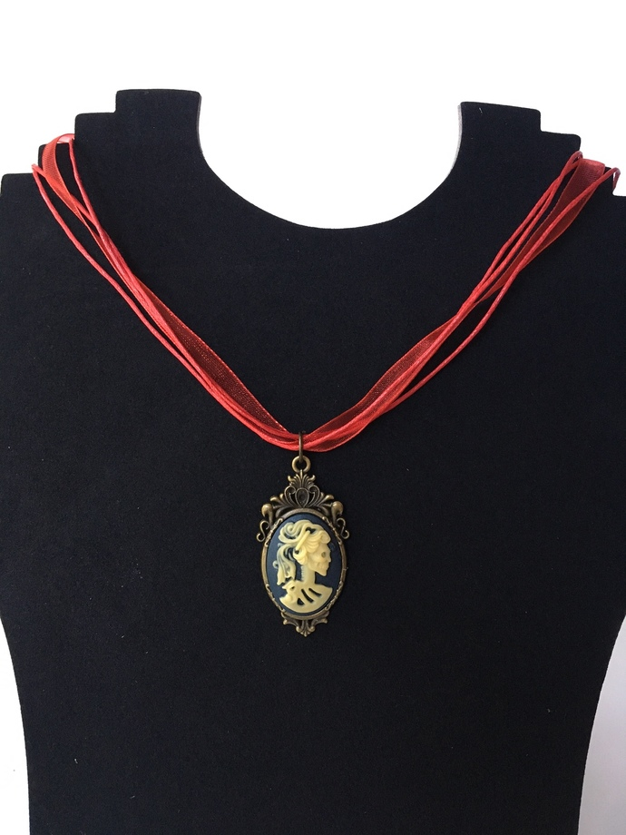 Lady Death Necklace