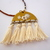 Boho Polymer Tassel Necklace